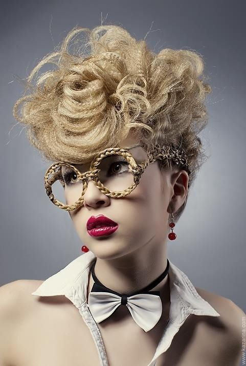 20 Best Images About Avant Garde On Pinterest Updo Woman Hairstyles And Blonde Updo