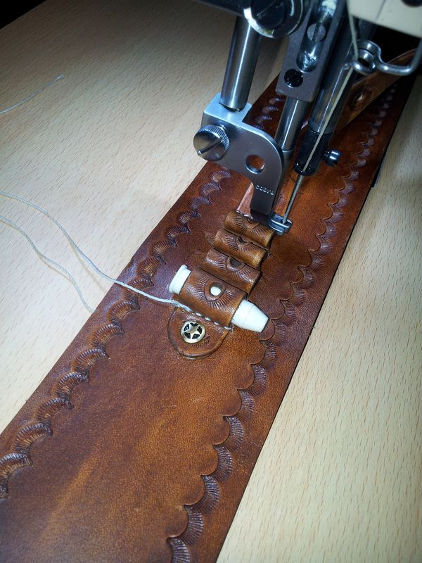 Greybeard Leather - Home Page