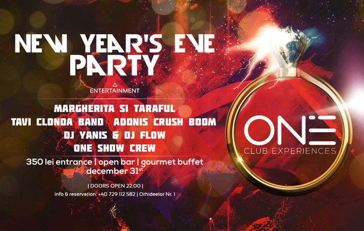 New Year's Eve - One