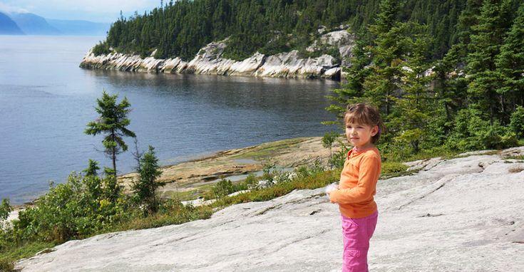 Familienferien Westkanada