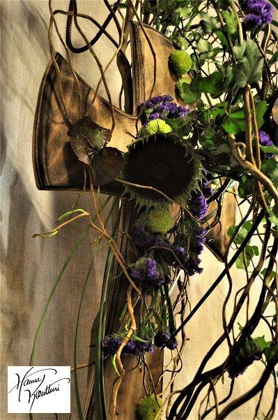 Beauty Funerals woodart,Hanna Kontturi