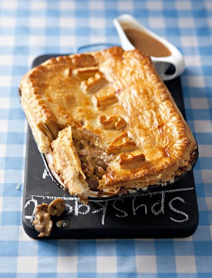 Lamspastei en sous | Lamb Pie and gravy | recipe in Afrikaans but translates well via google chrome and other browsers