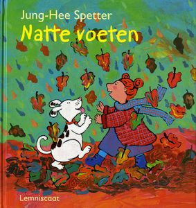 """Digitaal prentenboek """"Natte Voeten"""" Herfst / op pad"""