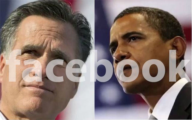 Facebook supporters of the 2012 Presidential candidates provide valuable data, the application of which could make or break either campaign.