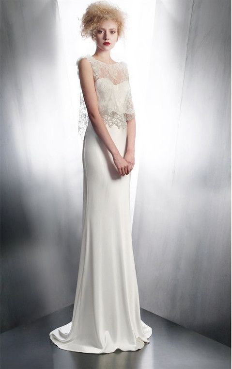 Robe de mariée de Gemy Maalouf