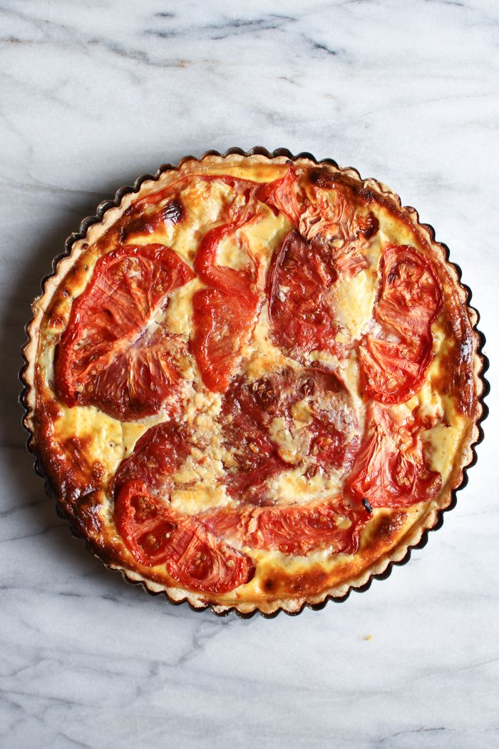 17 Best ideas about Tomato Tart Recipe on Pinterest ...