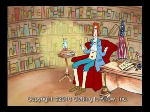 History Videos for Kids: Thomas Jefferson