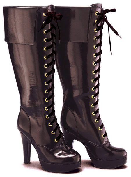 Authentic Pirate Costumes for Women   halloween costumes costume shoes boots pirate woman costume platform ...