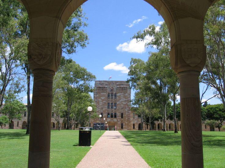 University of Queensland - Brisbane - AUSTRALIA