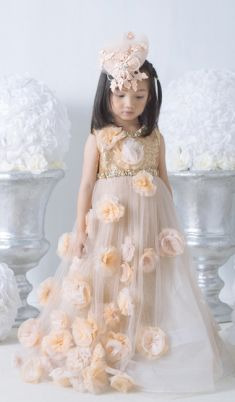112 best Little Girl's Fancy Dresses images on Pinterest ...