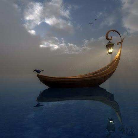 la barque des âmes (The Boat of Souls)