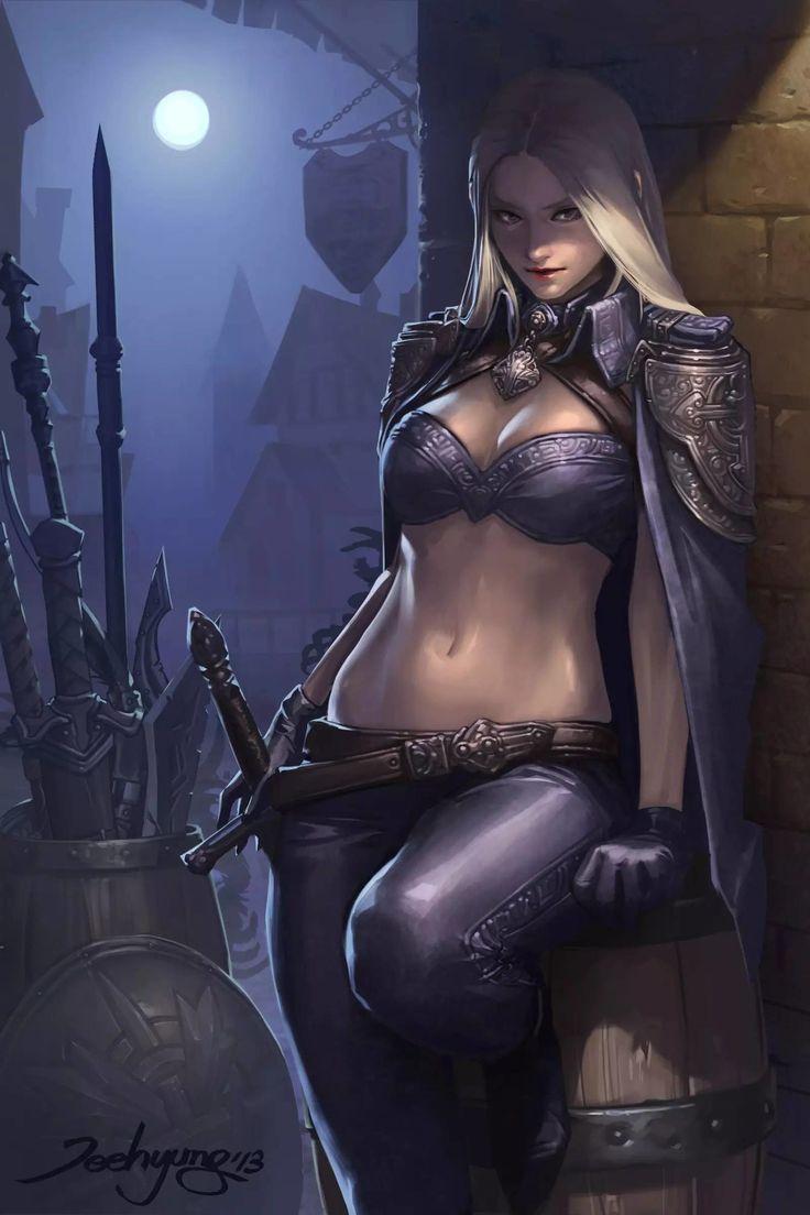 Female Warrior, Woman Warrior