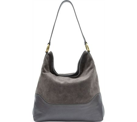 Women's Frye Paige Hobo - Smoke with FREE Shipping & Exchanges. The Paige Hobo sports a business-casual silhouette and appealing metallic hardware. Inside you'll