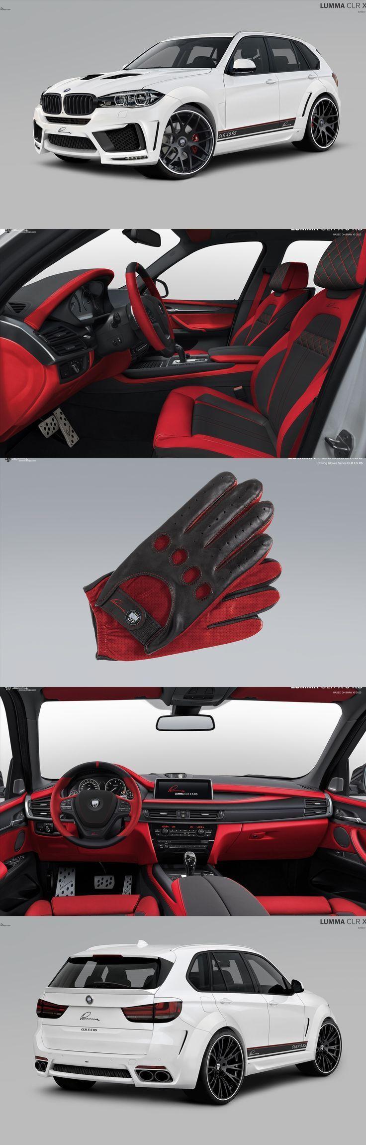 Visit The MACHINE Shop Café... ❤ Best of SUV @ MACHINE... ❤ (2014 Lumma Designed BMW X5 LUMMA CLR X 5 RS SUV)