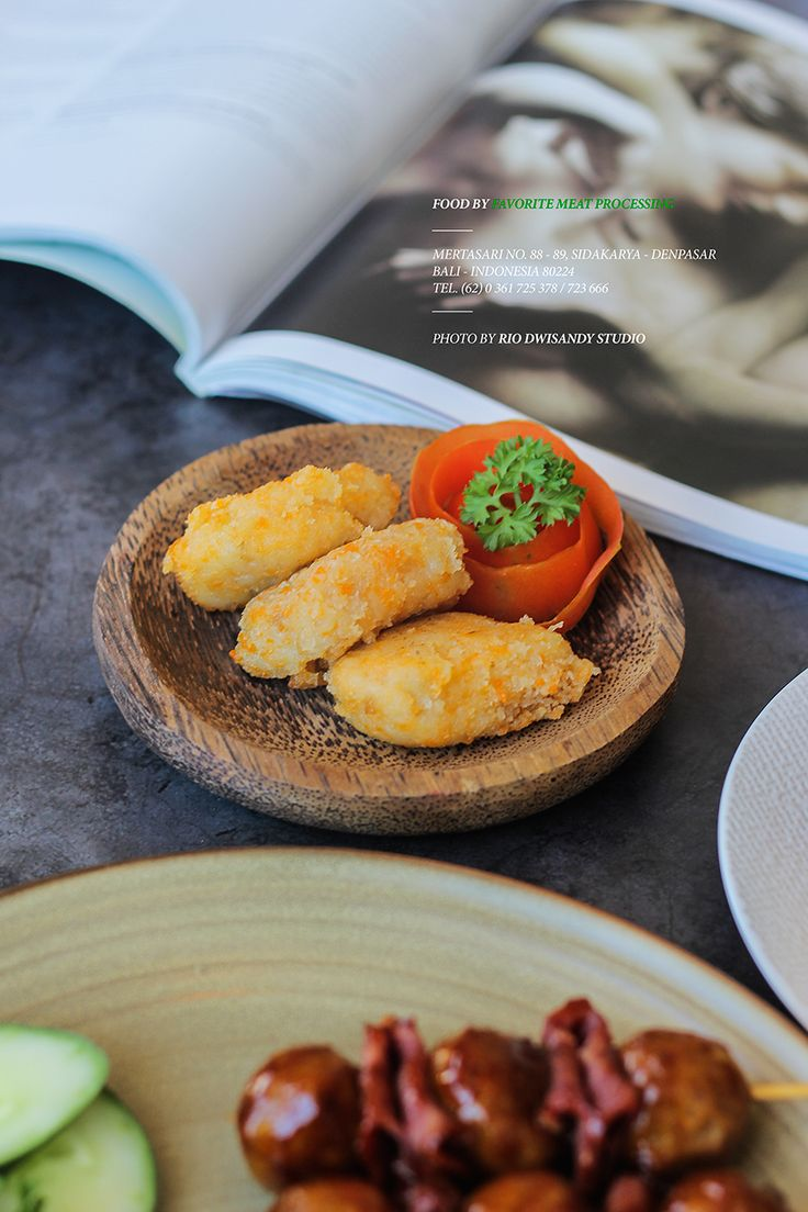 Favorite Chicken Nugget.  https://www.instagram.com/favorite.meat.processing/  Photo by https://www.instagram.com/riodwisandybrandingstudio/