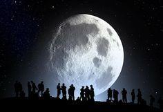 Mond fotografieren mit ausführlicher Anleitung! So machst du scharfe und eindrucksvolle Mondbilder. Wichtige Tipps zur Mondfotografie - lesen und lernen!