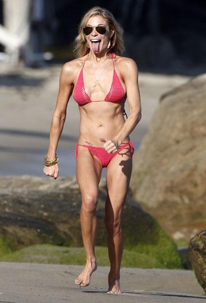 skin and bones stars in bikinis...radar online: Leanne Rime, Bikini Bodies, Bikinis Body, Articles, Fatloss Loseweight, Skin And Bones, Hot Body Motivation, Weights Loss, Skinny