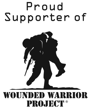 Support our Wounded Warriors who willingly sacrificed their lived to protect our country and our freedom!