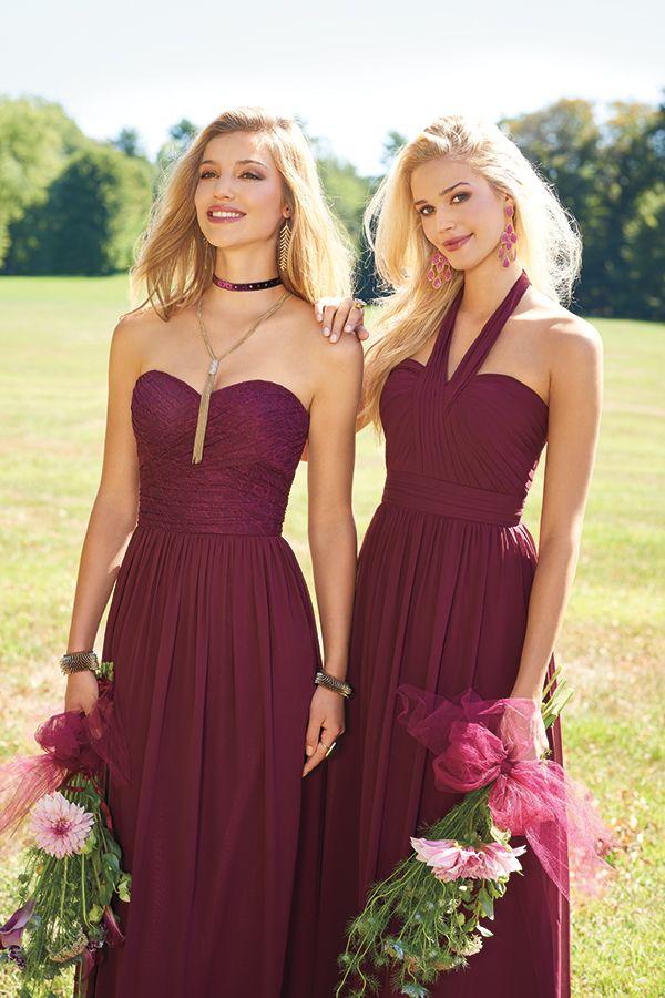 25dd9a3e95 Exclusive Camille La Vie Bridesmaid Dress Promo