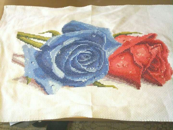 My design of roses