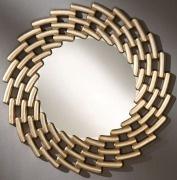 Интерьерные зеркала в дизайнерских рамах