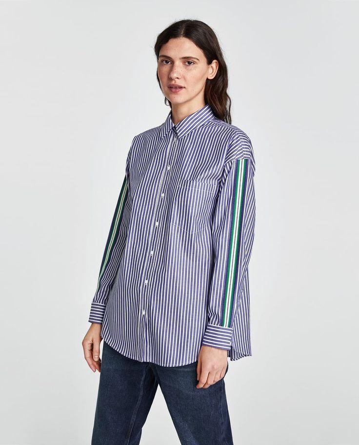 シャツ&ブラウス - レディース | オンラインファッション | ZARA 日本