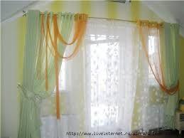 Картинки по запросу как оригинально повесить шторы