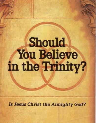 JEHOVA GOD AND JESUS CHRIST ARE NOT A TRINITY. THE HOLY SPIRIT IS THE POWER THAT GOD USES TO DO WHAT HE WANTS. IT CAN BE POURED OUT ON ANYBODY HE WANTS, AND IN THE BIBLE IT HAS BEEN DESCRIBED AS A DOVE, A TONGUE OF FIRE, A COMFORTER, A HELPER, AMONG OTHER THINGS.