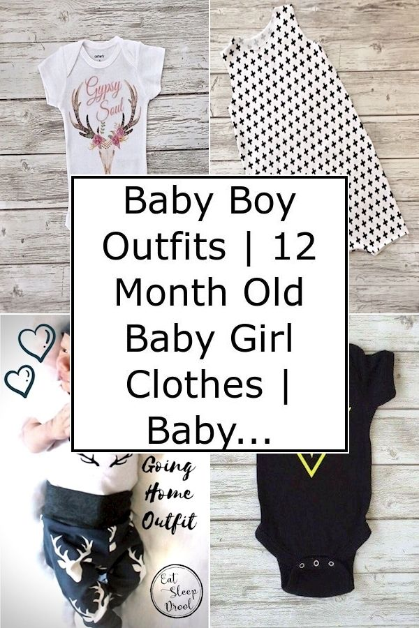 Baby Boy Outfits 12 Month Old Baby Girl Clothes Baby Girl Dress With Hat In 2020 Baby Clothes Baby Boy Outfits Boy Outfits