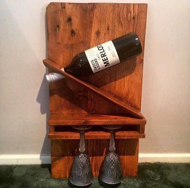 Display Wine Rack 2 - https://www.facebook.com/RestoredbyGil