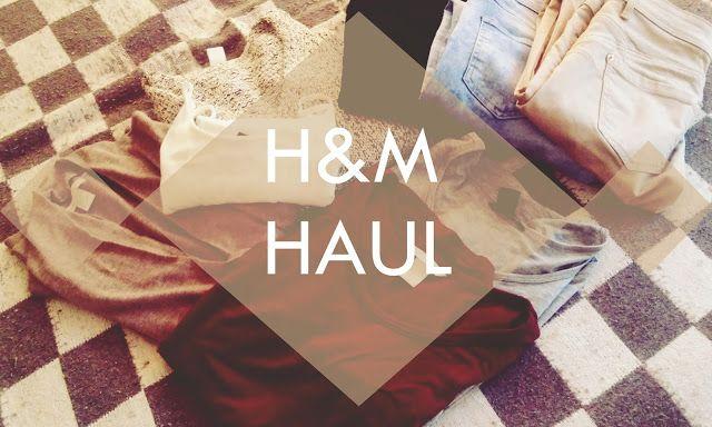 Vou de Saltos!: Compras | All over H&M!