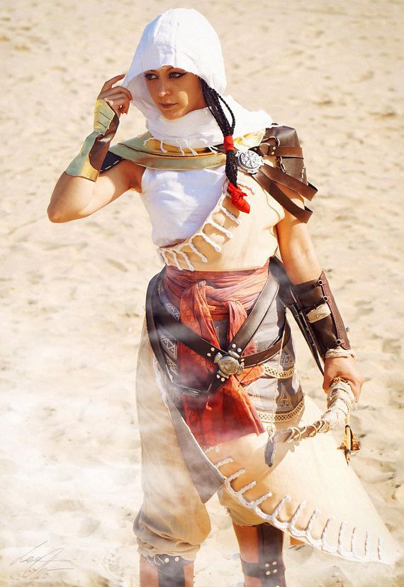 Aya Assassin S Creed Origins Costume Assassins Creed