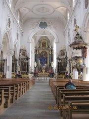 Church in Baden, Switzerland