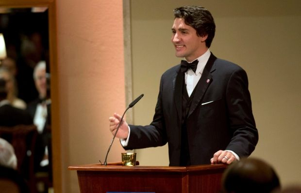 Justin Trudeau speech Queen Elizabeth toast malta Commonwealth Nov 27 2015