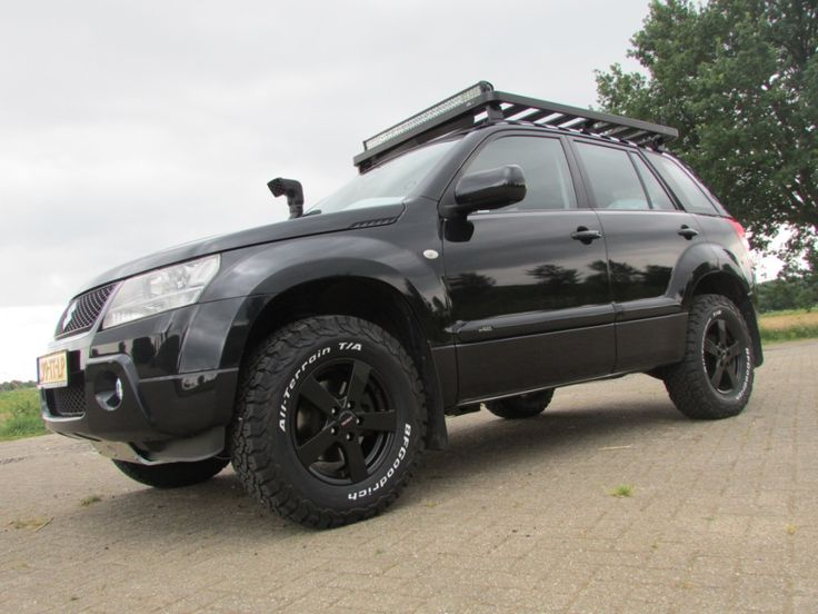 Suzuki Grand Vitara Trailmaster BF Goodrich