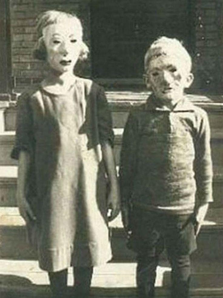 """Un air de Michael Myers, le tueur d'""""Halloween"""", non ?"""