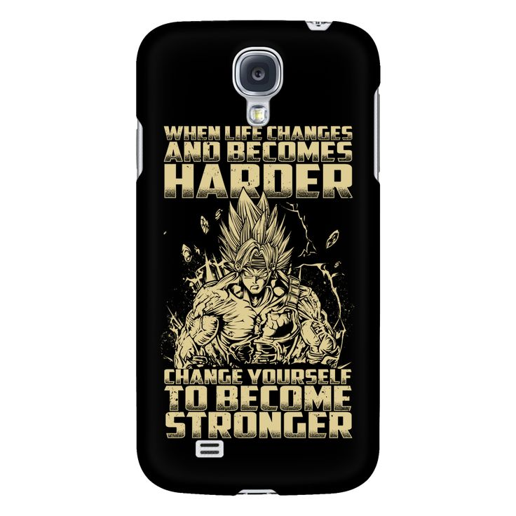 Super Saiyan Bardock become stronger Android Phone Case - TL00476AD