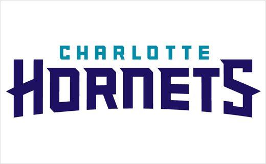 Charlotte Hornets Basketball Nba Brand Identity Logo