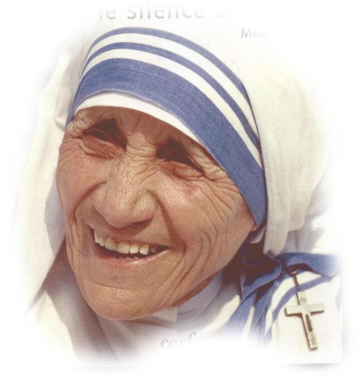 Mère Thérésa.