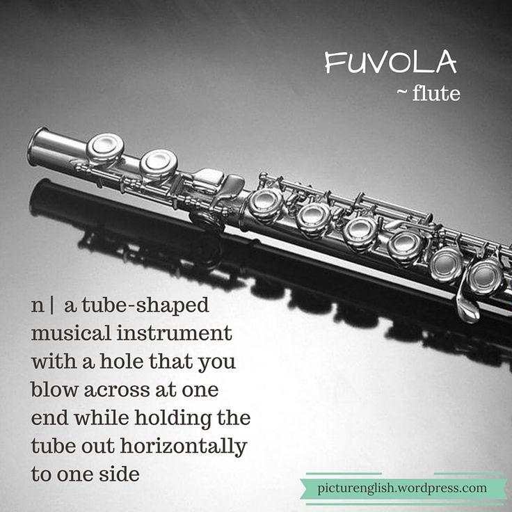 Flute / Fuvola