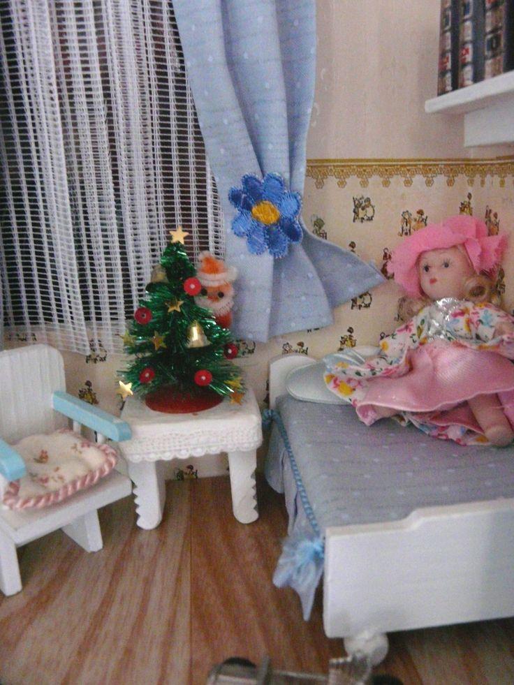 Vianoce v detskej izbe