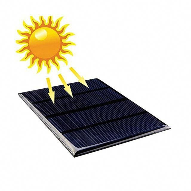 Universal 12v 1 5w Standard Epoxy Solar Panels Mini Solar Cells Polycrystalline Silicon Diy Battery Power Charge Modu In 2020 Solar Cell Solar Panels Best Solar Panels