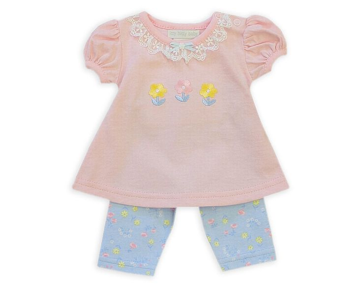 Happy Flower swingtop and leggings set.
