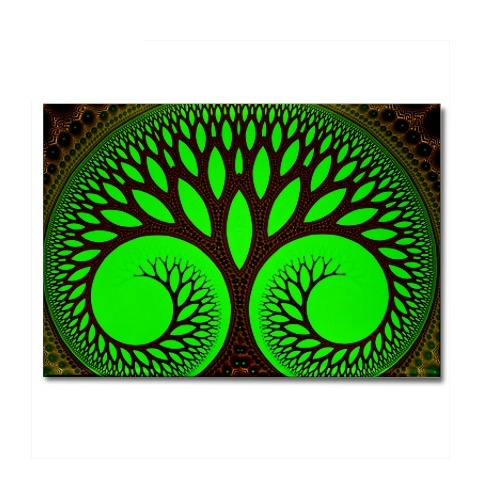 fractal treeFractals Trees, Trees Art, Trees Of Life, Trees Tattoo, Fractals Art, Sacred Geometry, Trees Design, Tree Of Life, Wall Photos