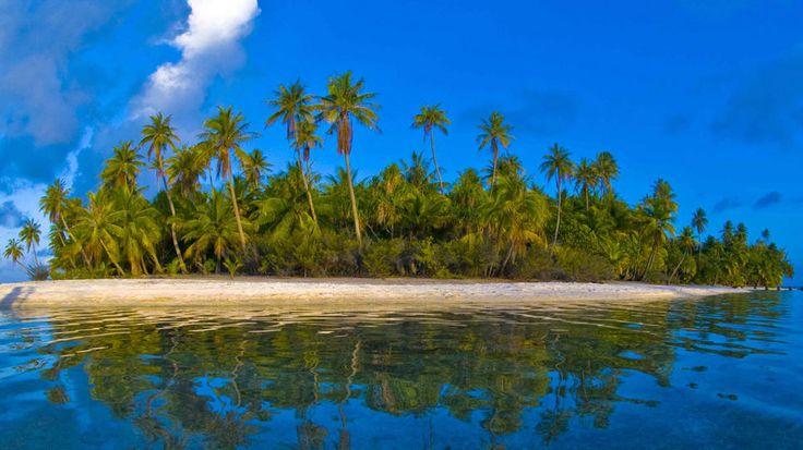 Escape: Rangiroa, Tahiti