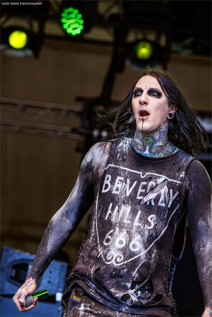 145 best motionless in white images on pinterest black veil but were here to stay forever always rockconcertphotography chris motionless kristyandbryce Choice Image