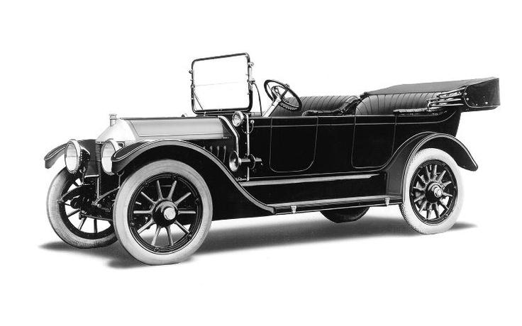 Chevrolet Six Type C
