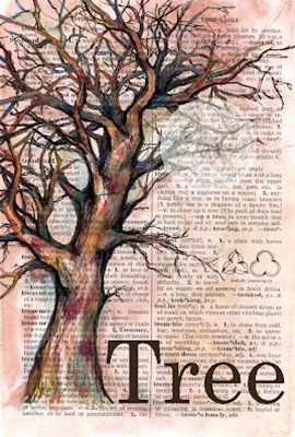 flying shoes art studio- painting on dictionary paper - Click image to find more diy & crafts Pinterest pins