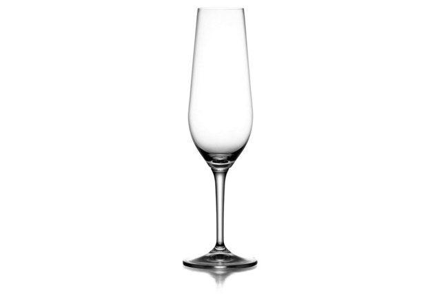 S/4 Sarah Wine Goblets, 15.2 Oz