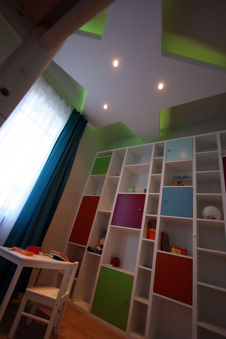 Gyerekszoba - egyedi bútor / Kids room with custom furniture